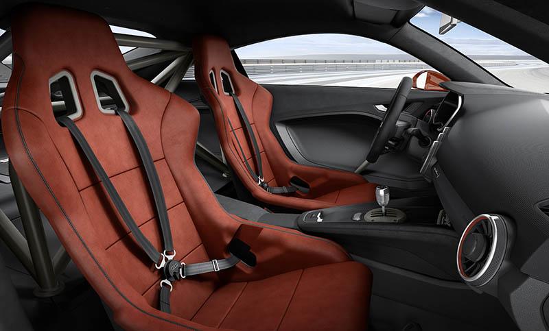 Concept Audi TT Clubsport Turbo