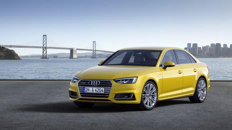 Nouvelle Audi A4