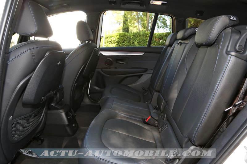 Rang 2 BMW Série 2 Active Tourer