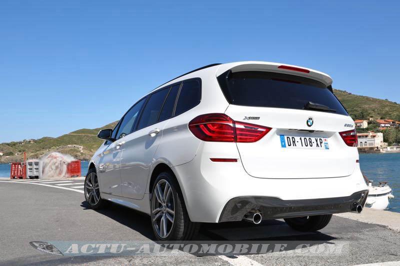BMW Série 2 Gran Tourer M Sport