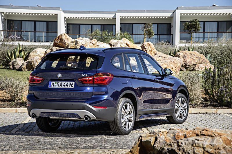 Nouveau BMW X1