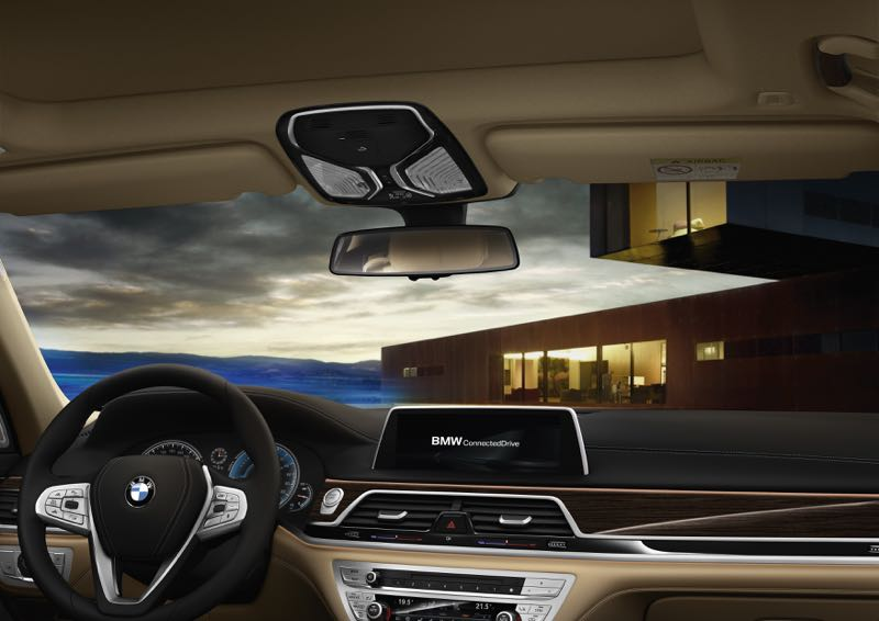 Nouvelle BMW Série 7