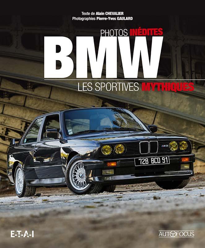 Livre : BMW les sportives mythiques
