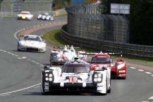 Victoire pour Porsche aux 24h du Mans 2015