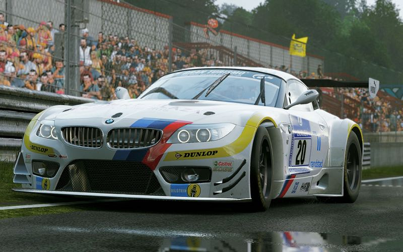 Project Cars sur PS4