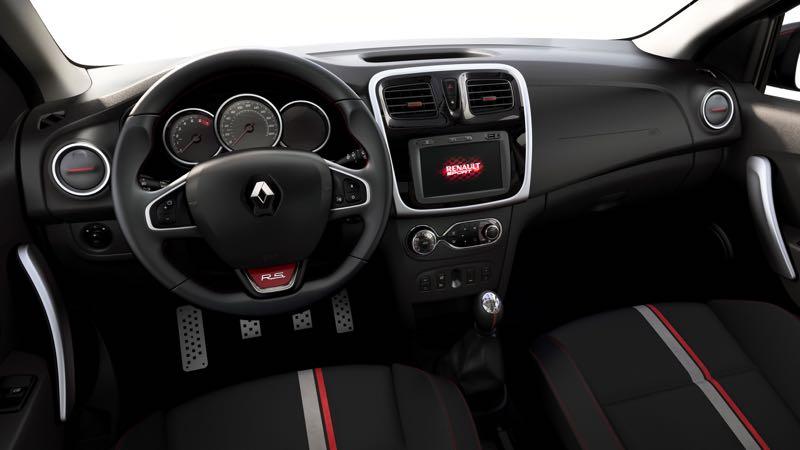 Renault Sandero RS 2.0