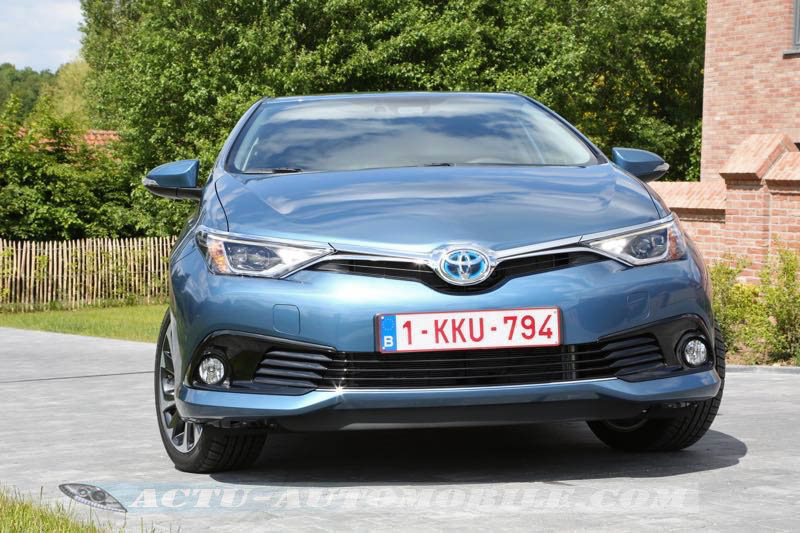 Toyota Auris Design