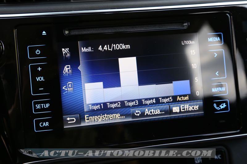 Ordinateur de bord Toyota Auris