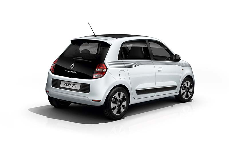 renault twingo limited s rie limit e petit prix actu automobile. Black Bedroom Furniture Sets. Home Design Ideas