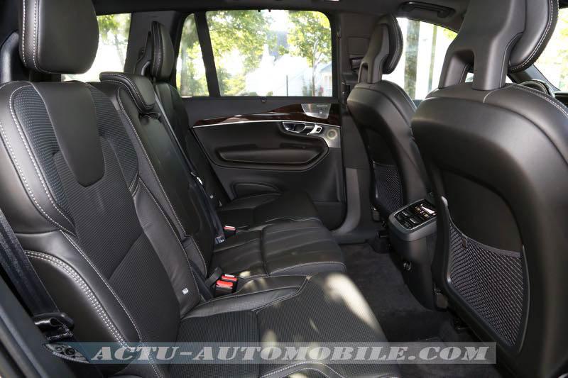 Sièges arrière Volvo XC90