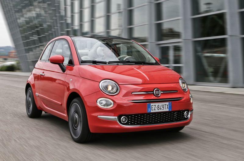 Nouvelle Fiat 500