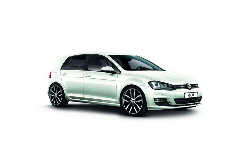 Volkswagen Golf Carat Edition