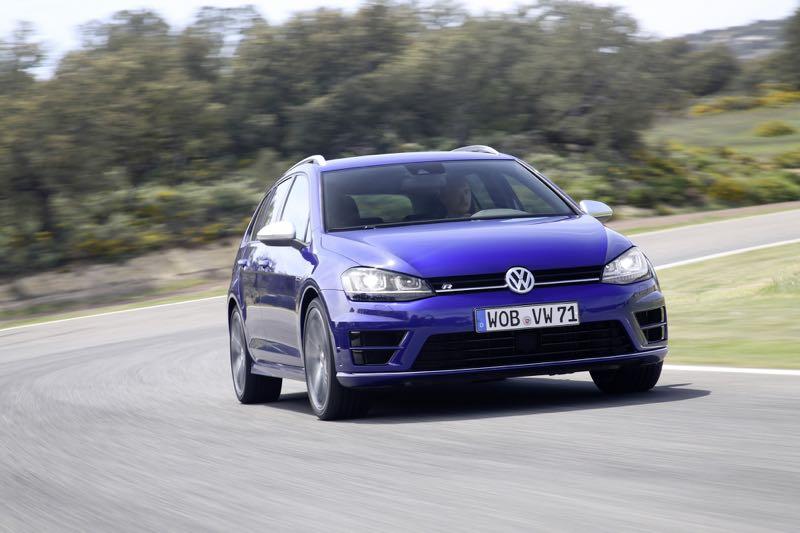 Volkswagen Golf SW R
