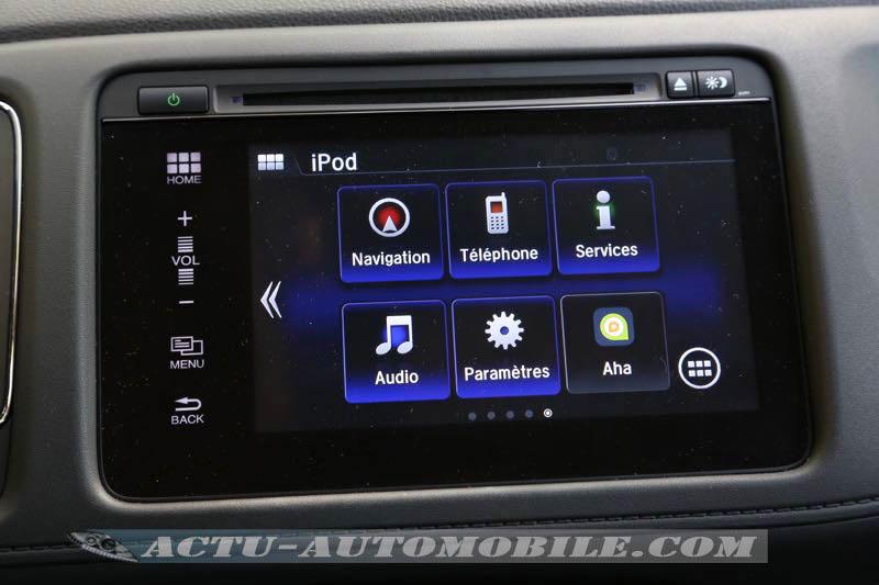 GPS Honda HR-V