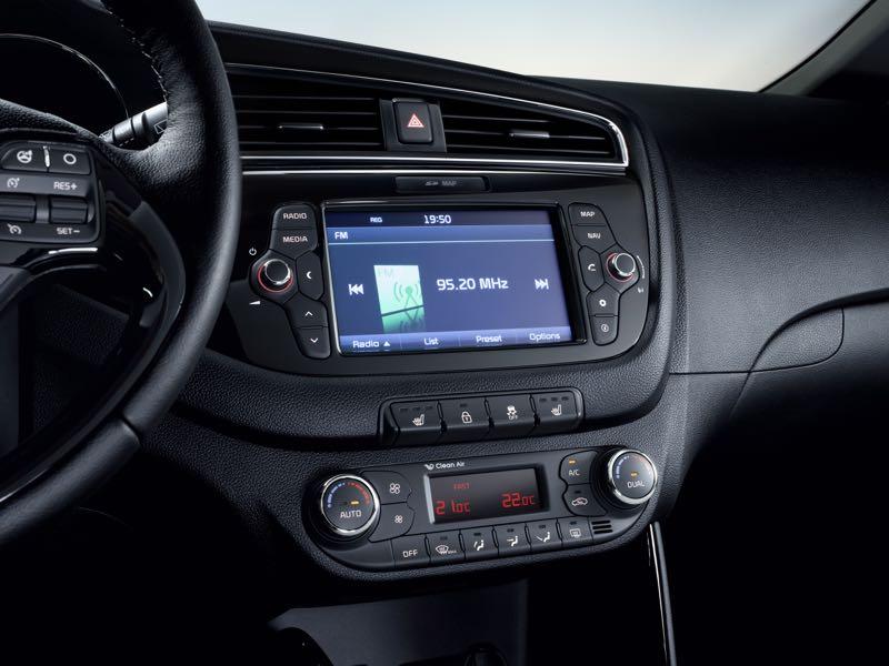 Kia Cee'd 2016 : le restylage !- Actu automobile