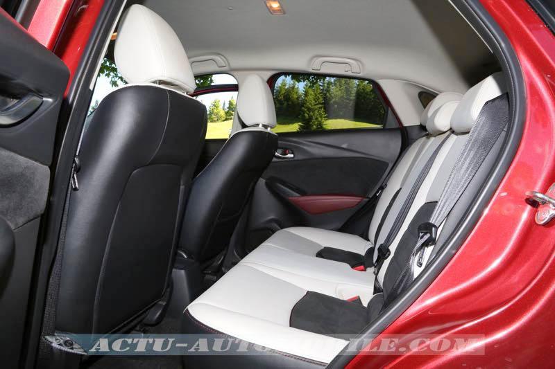 Mazda Cx 3 >> Essai Mazda CX-3 : au coeur de la cible