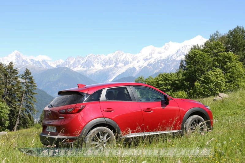 Nouveau Mazda CX-3