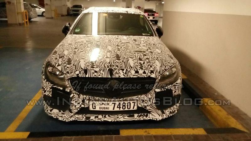 Mercedes Classe C : le cabriolet