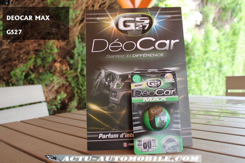DEOCAR MAX GS27