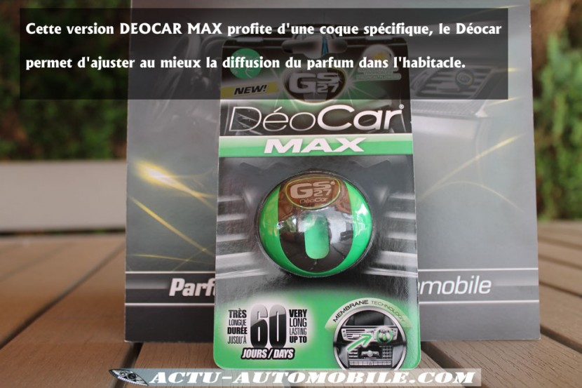 DEOCAR MAX GS27