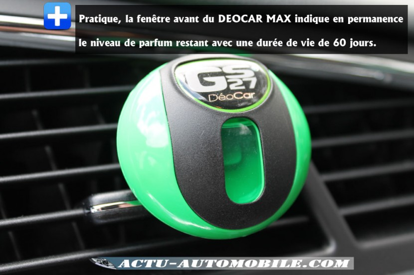 DEOCAR MAX 60 JOURS