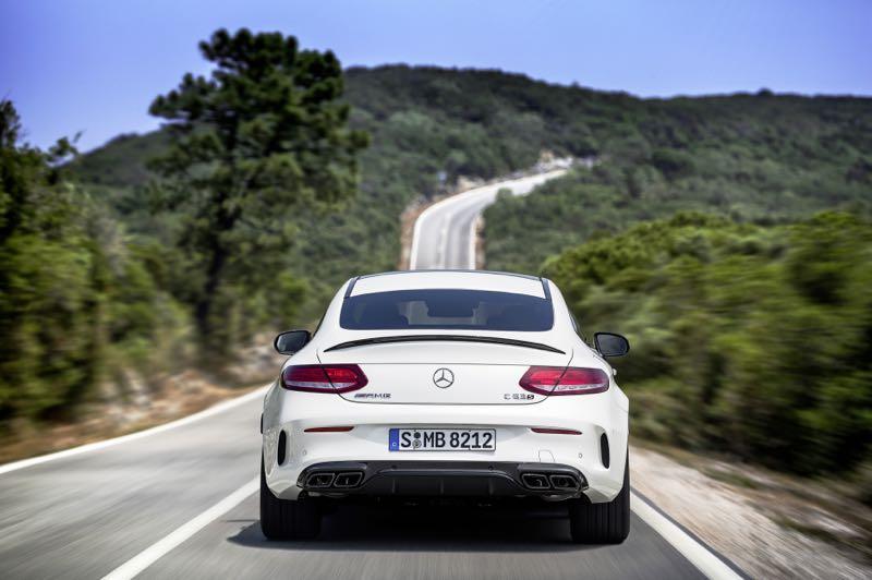 Mercedes AMG C 63 S Coupé