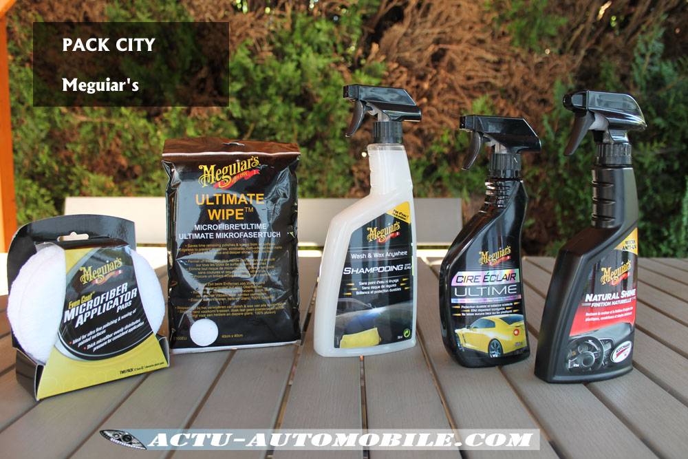 PACK CITY MEGUIARS