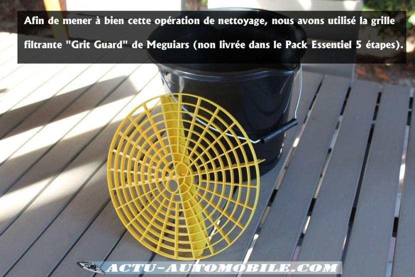 Grit Guard Meguiar's