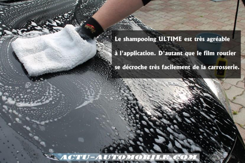 Shampooing Ultime Meguiar's