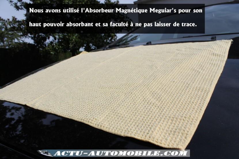 Absorbeur Magnétique Meguiar's