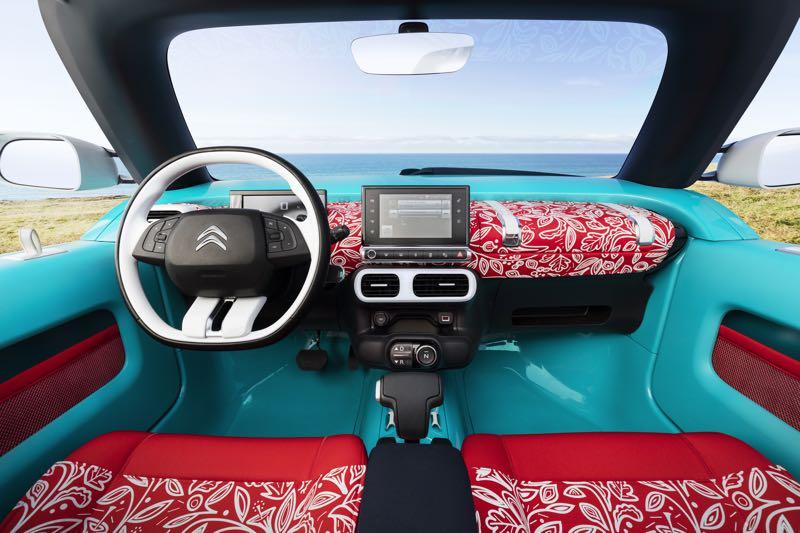 Concept Citroën Cactus M