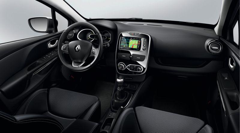 Planche de bord Renault Clio Iconic