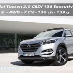 Essai nouveau Hyundai Tucson : évolution positive