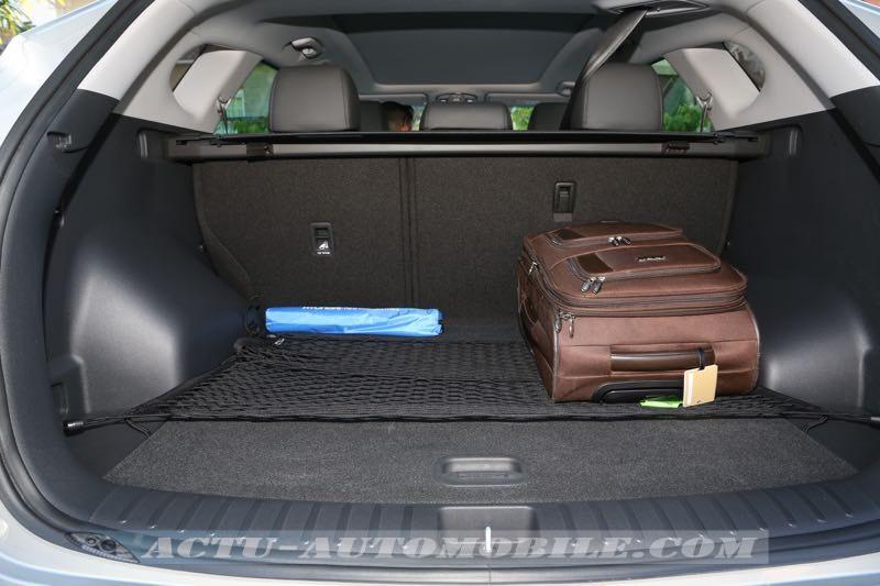 Coffre nouveau Hyundai Tucson