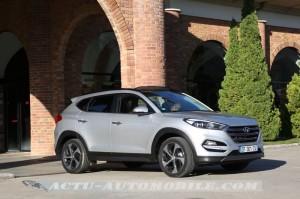 Conclusion essai nouveau Hyundai Tucson