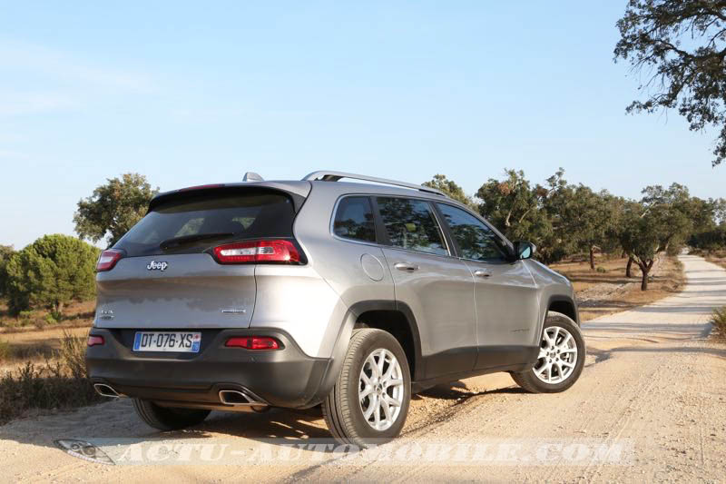 Jeep Cherokee Longitude Executive
