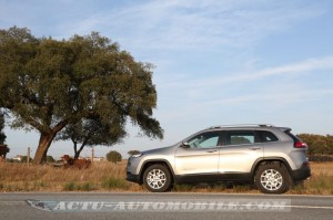 Jeep Cherokee 2.2 Multijet 185