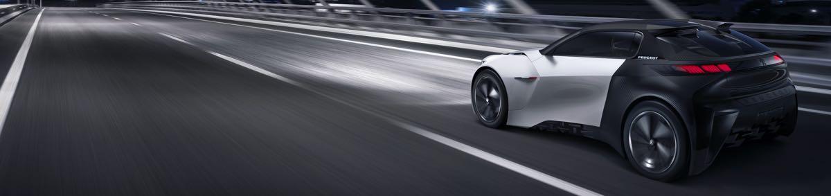 Concept Peugeot Fractal