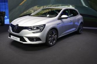 nouvelle Renault Mégane