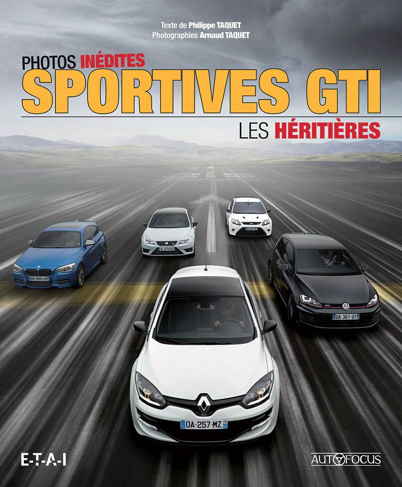 Livre : Sportives GTI les héritières