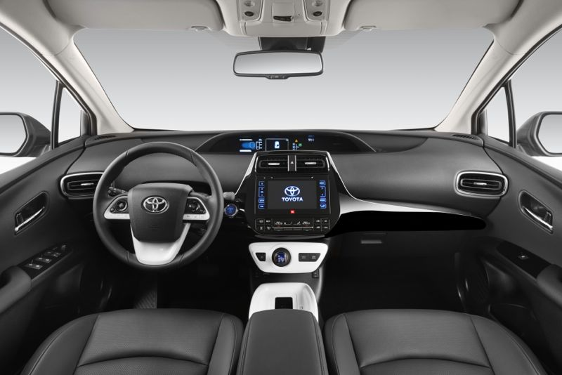 Nouvelle Toyota Prius
