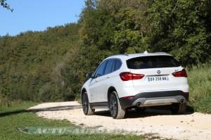Essai BMW X1 2015