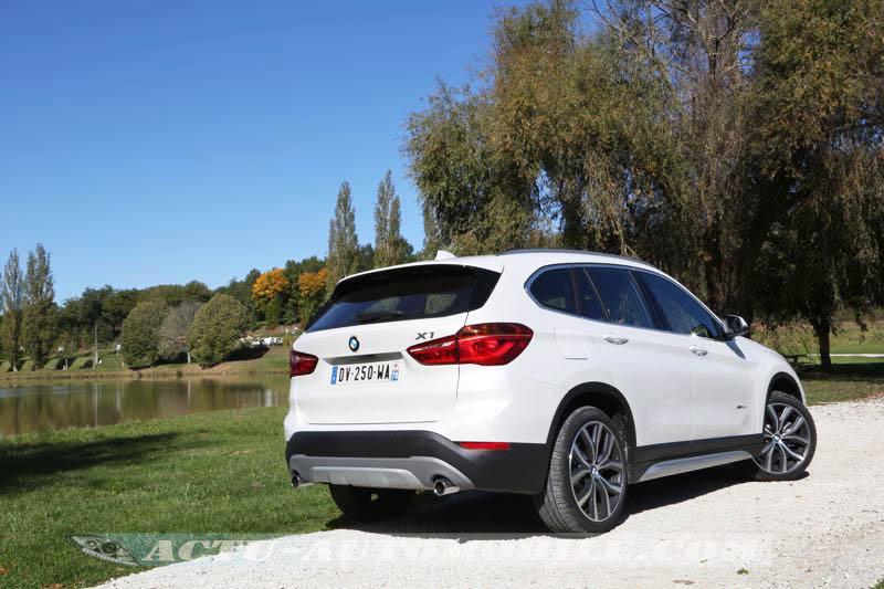 Style BMW X1 xLine