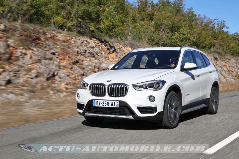 Nouveau BMW X1 xLine