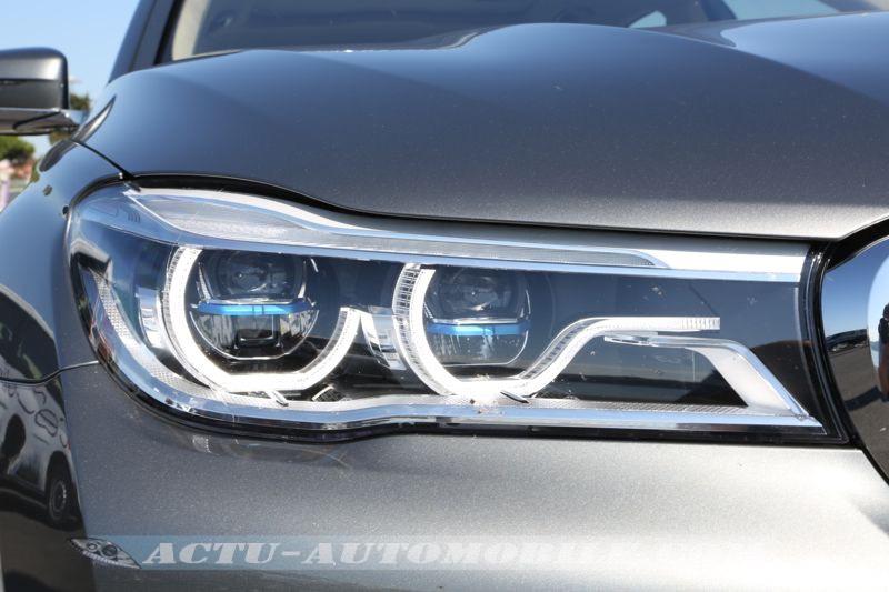 Projecteur laser BMW Série 7