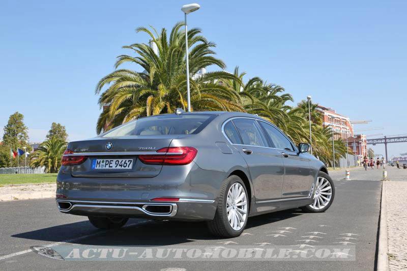 BMW 750Li xDrive 2015