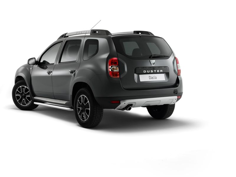 dacia duster steel look baroudeur actu automobile. Black Bedroom Furniture Sets. Home Design Ideas