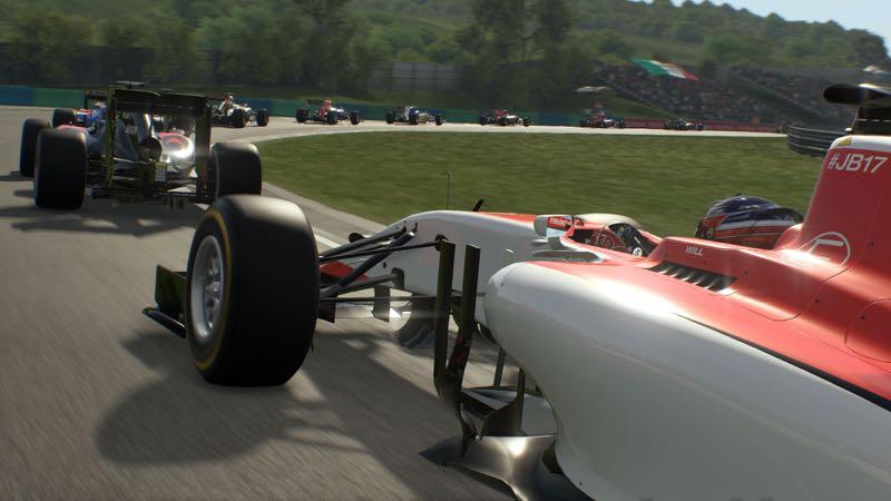 Essai F1 2015 sur PS4