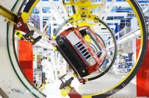 Notre visite de l'usine Fiat de Melfi