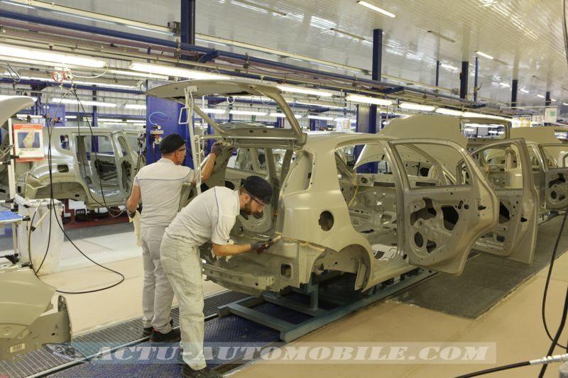 usine Fiat Melfi